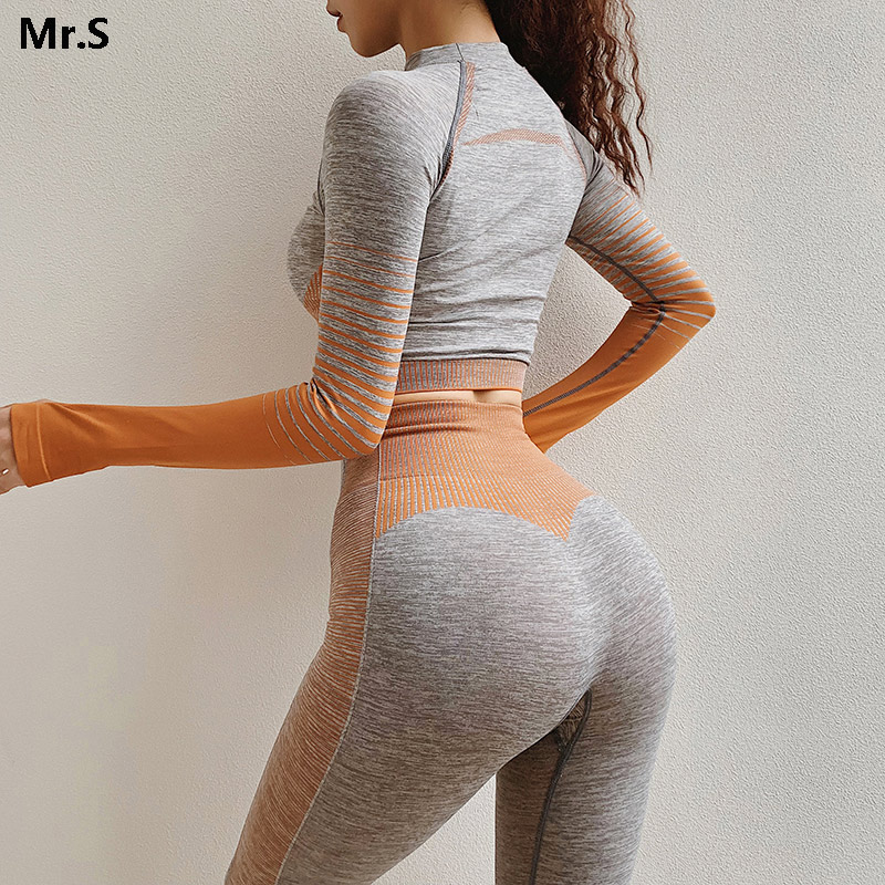 Le Nakai Seamless Leggings Sport Fitness Women High Waisted Sport Gym Leggings Push Up Yoga Pants Winter Fitness Clothes 1
