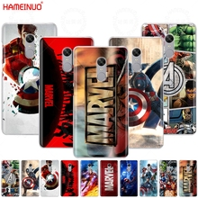 HAMEINUO Marvel Superheroes Cover phone Case for Xi