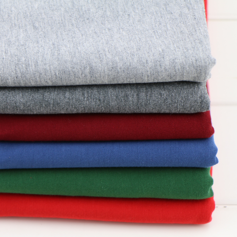 50*170cm stretchy cotton terry cloth sweater fabric baby cotton ...