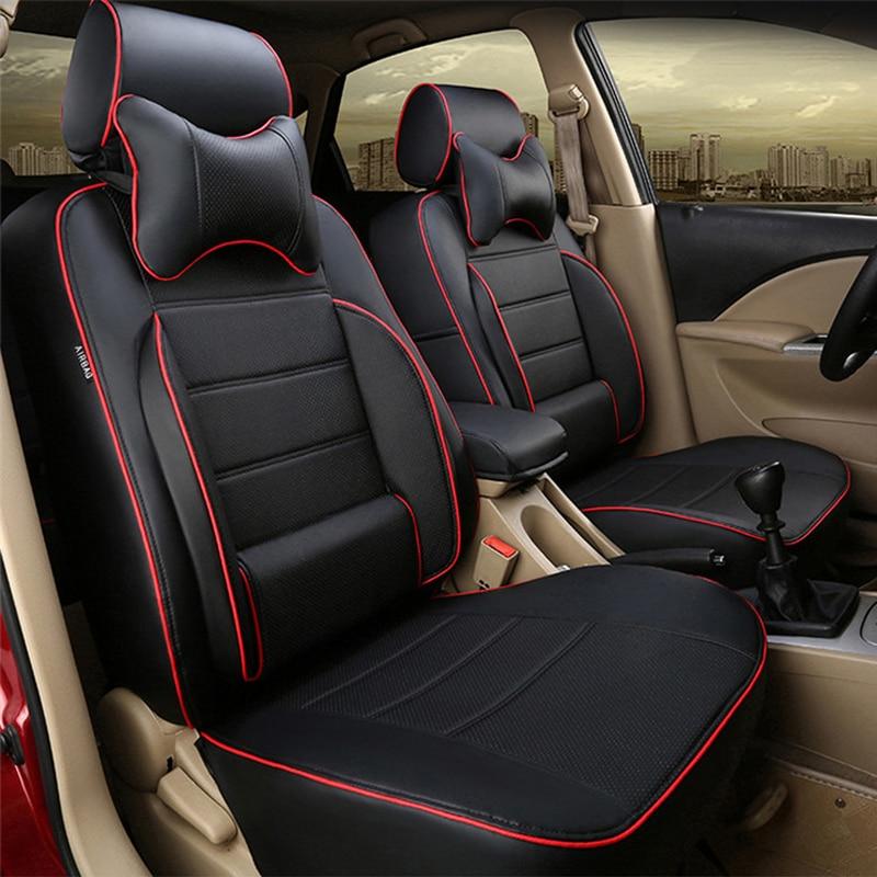 Custom Car Seat Covers For Subaru Forester 2014 2016 2015