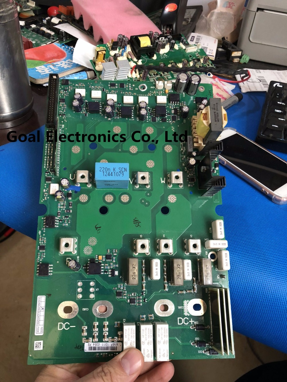 frequency converter series 15-18.5-22-30kw power board driver board PC00416F motherboardfrequency converter series 15-18.5-22-30kw power board driver board PC00416F motherboard