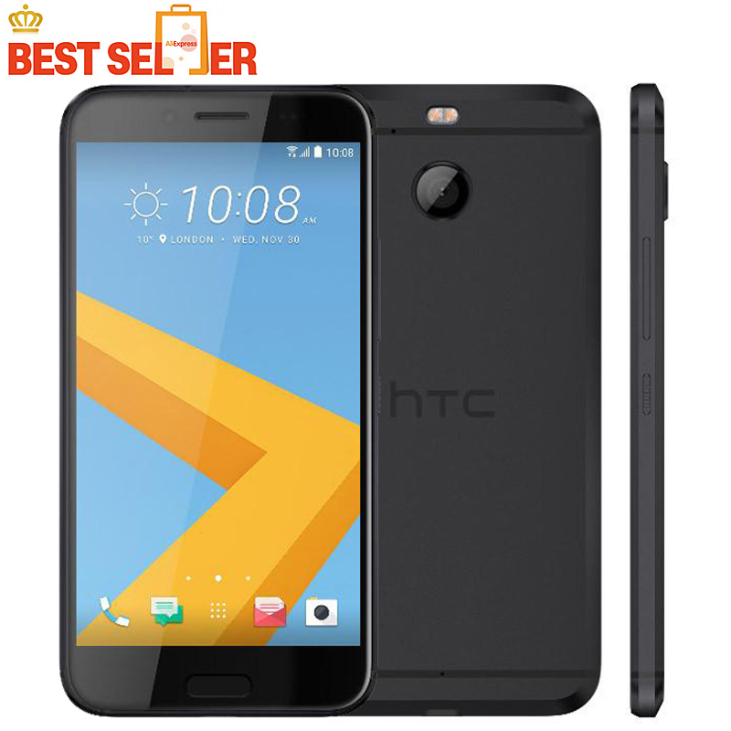 Factory Unlocked 10 EVO 4G LTE Mobile Phone Fingerprint NFC HTC 10 Andriod 5.5 Inch