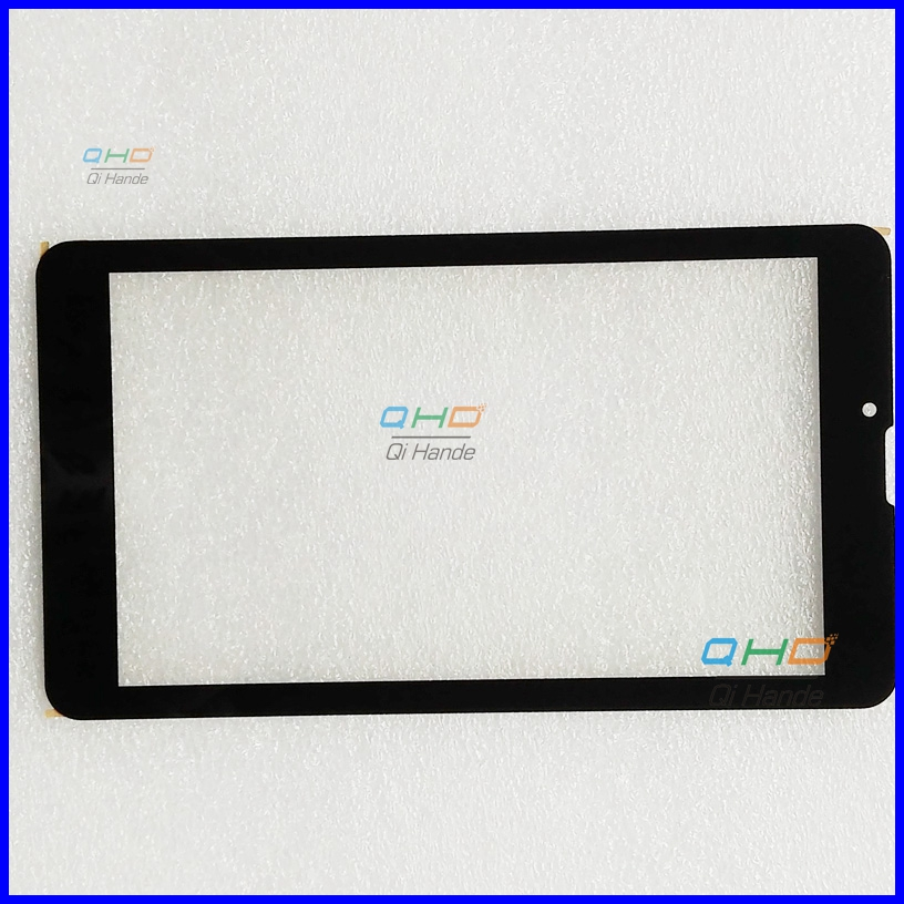 Black New 7'' inch Tablet Capacitive Touch Screen Replacement For IRBIS HIT TZHIT Digitizer External screen Sensor Free Shipping new 10 1 inch for irbis tz21 tz22 3g black white touch screen tablet digitizer sensor replacement free shipping