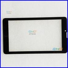 "Negro Nuevo 7 ""pulgadas Tablet de Pantalla Táctil Capacitiva De Reemplazo IRBIS HIT TZHIT Digitalizador pantalla Externa Sensor Envío Gratis"