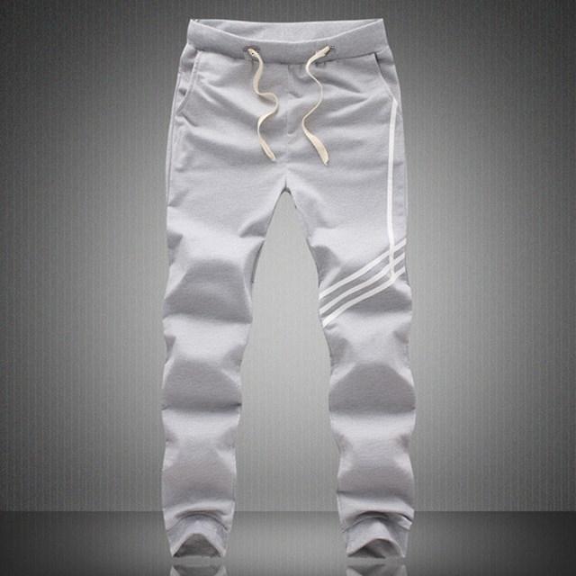 Novos moletom calças esportivas homens dos homens ginásio calça Casual moletom de conforto moda Hot Sale calça moletom grátis frete