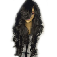 Eseewigs Loose Wave 360 Frontal Lace Wigs Pre Plucked Baby Hair Around Remy Human Hair Side Part Glueless Lace Frontal Wig Women