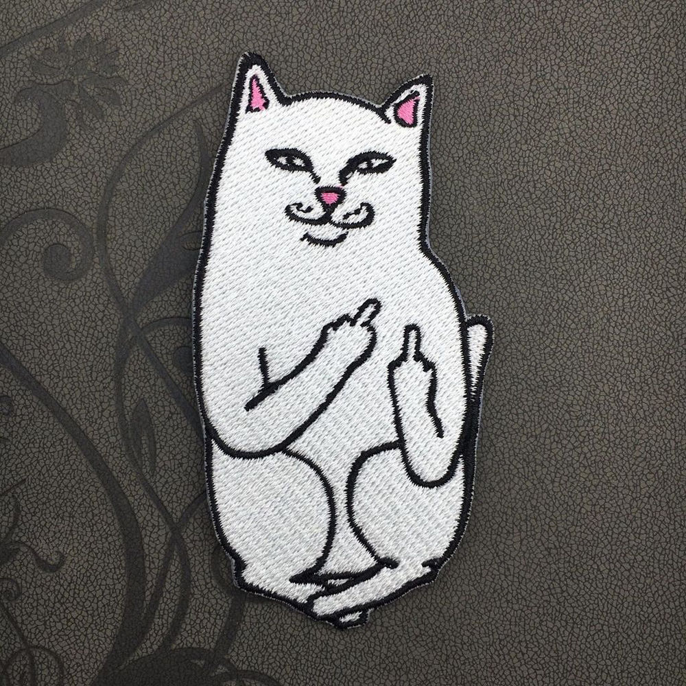 1Pcs Αστεία μέση δάχτυλο στυλό σιδήρου - Τέχνες, βιοτεχνίες και ράψιμο - Φωτογραφία 4
