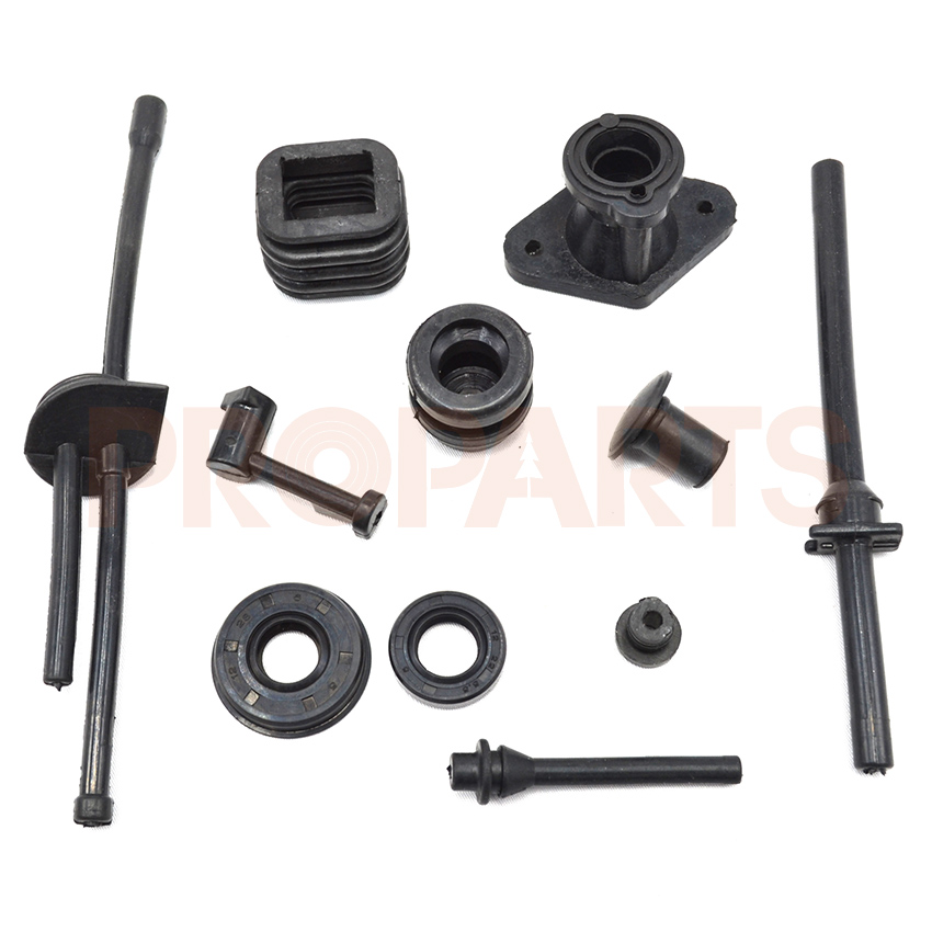 Manifold Oil Seal Rubber Damper Fuel Oil Out Pipe Assy Handle Cap Bushing Balance Suppor ...