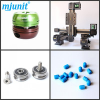 MJUNIT Belt Driven /Drive Pulley and Automated Machinery Mini Linear Guide Rail
