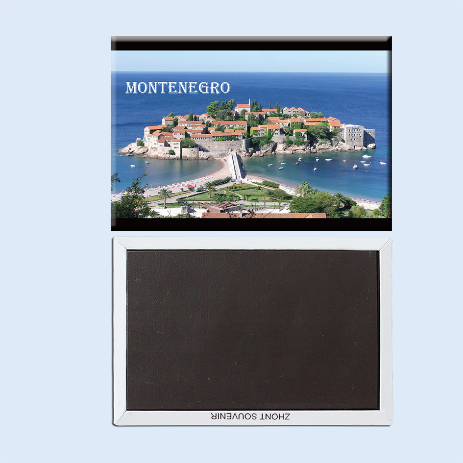 Montenegro seti stefan island resort ancient travel attractions 22894 Travel fridge magnets