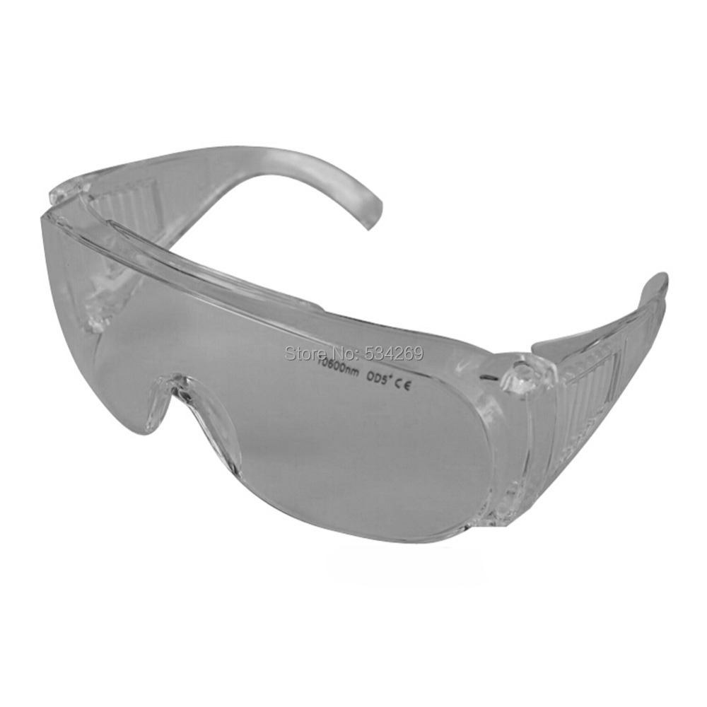 BDJK YH-3C Laser Safety Goggles 10600nm Typical Wavelength, OD 5, CO2 Laser Eye Protection Goggles, 90%VLT bdjk yh 9e laser safety goggles 190 380nm