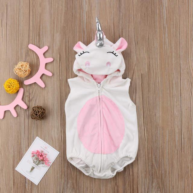 Infant unicorn costume