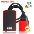 autos scanner VDM UCANDAS Wireless Universal Car Diagnostic Tool UCANDAS VDM Update Online Auto Scanner VDM Newest Version V3.9