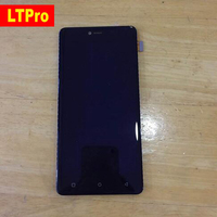 Best Quality Tested Working Black Full LCD Display Touch Screen Digitizer Assembly For Gionee M5 Mini