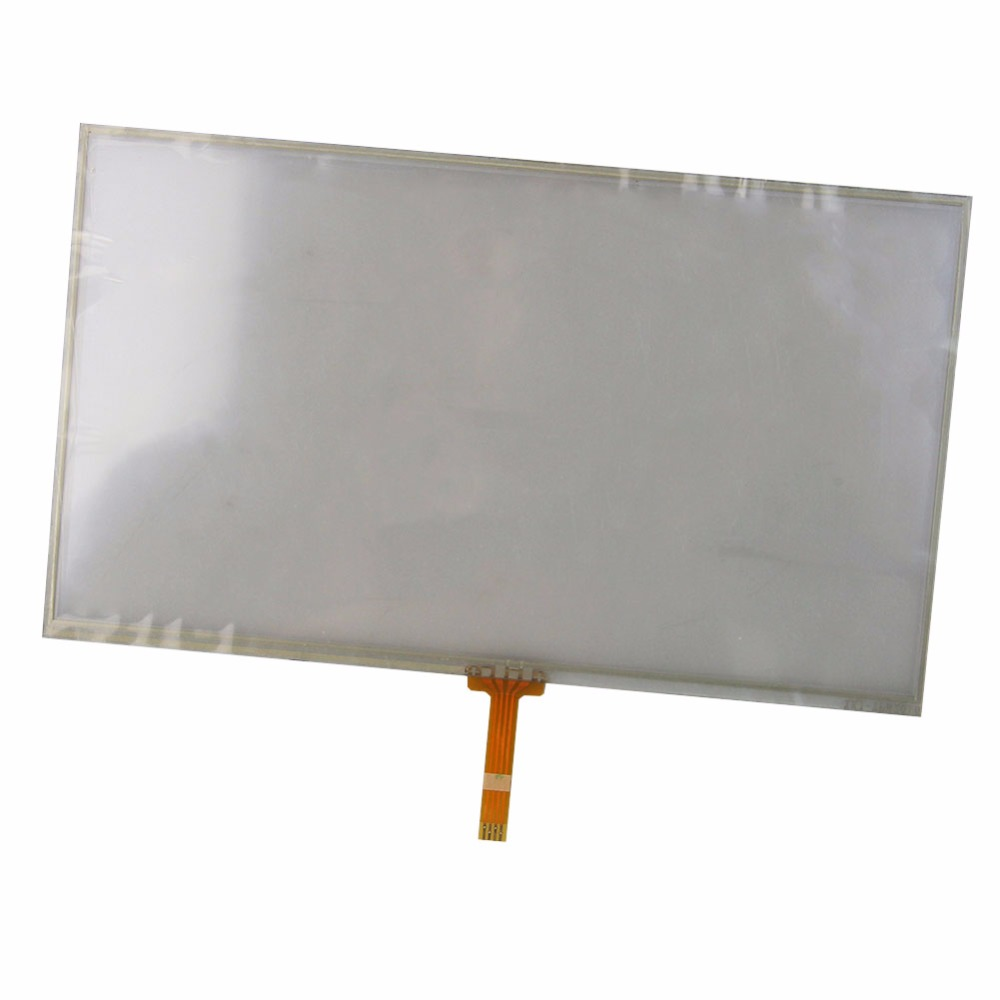 New 7 Inch 4 Wire Resistive Touch Screen Panel Digitizer 162x97mm