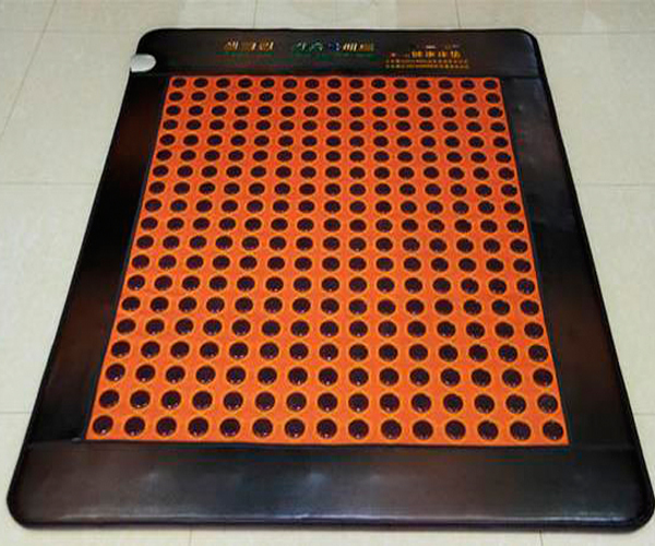2016 Good & Digital Display! Natural Jade Health Care Cushion Tourmaline Infrared Heat Mat Heat AC220V,Free Shipping good quality natural jade mat tourmaline heat chair cushion far infrared heat pad health care mat ac220v 45 45cm free shipping