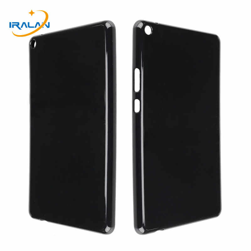 New Slim Soft TPU Case For Huawei MediaPad T3 8.0 KOB-L09 KOB-W09 Silicone Back Cover for huawei honor play 2 8.0 inch+stylus