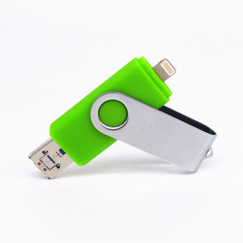 i-Easy Drive i-Flash iFlash Drive HD 16GB 32GB 64GB Flash Drive - Penyimpanan eksternal - Foto 2