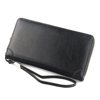 NO.ONEPAUL Casual Zipper Wallets 3