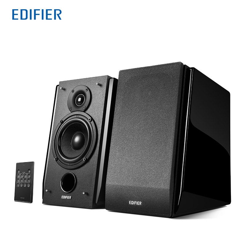 EDIFIER R1850DB Bluetooth Speaker Multifunctional Bookshelf Subwoofer 2.0 Bluetooth 4.0  ...