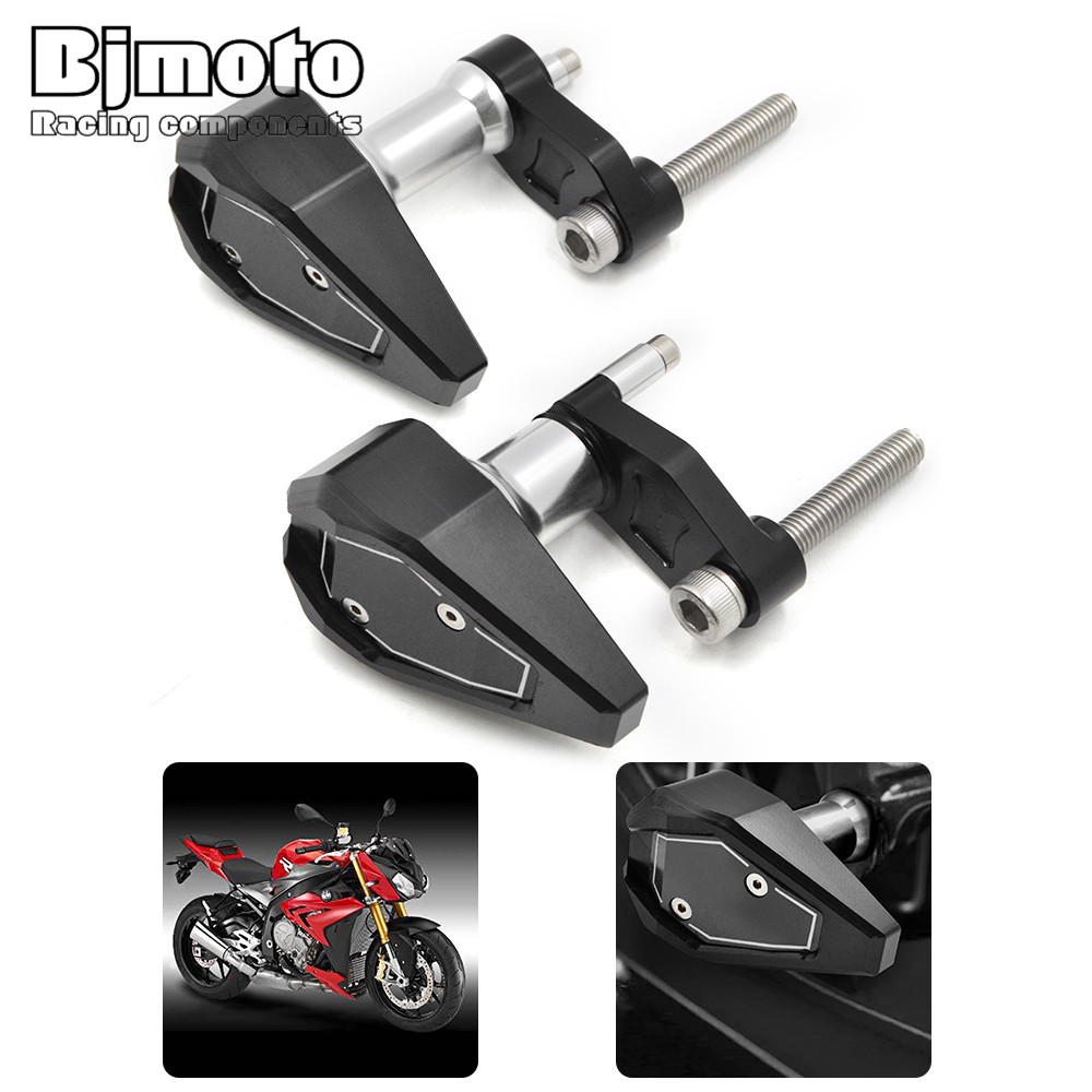 Bjmoto for BMW S1000RR HP4 2010 -2014 Motorcycle motocross motorbike HP4 CNC Engine Cover Frame Slider Anti Crash protectorBjmoto for BMW S1000RR HP4 2010 -2014 Motorcycle motocross motorbike HP4 CNC Engine Cover Frame Slider Anti Crash protector