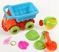 6 pçs/set filhos de preços promoção praia brinquedos bebê crianças areia jogando brinquedos ferramentas de areia nadar brinquedos
