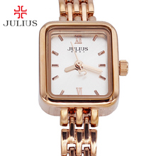 Women s Watch Julius Japan Quartz Mini Hours Clock Fine Fashion Dress Bracelet Simple Birthday Girl