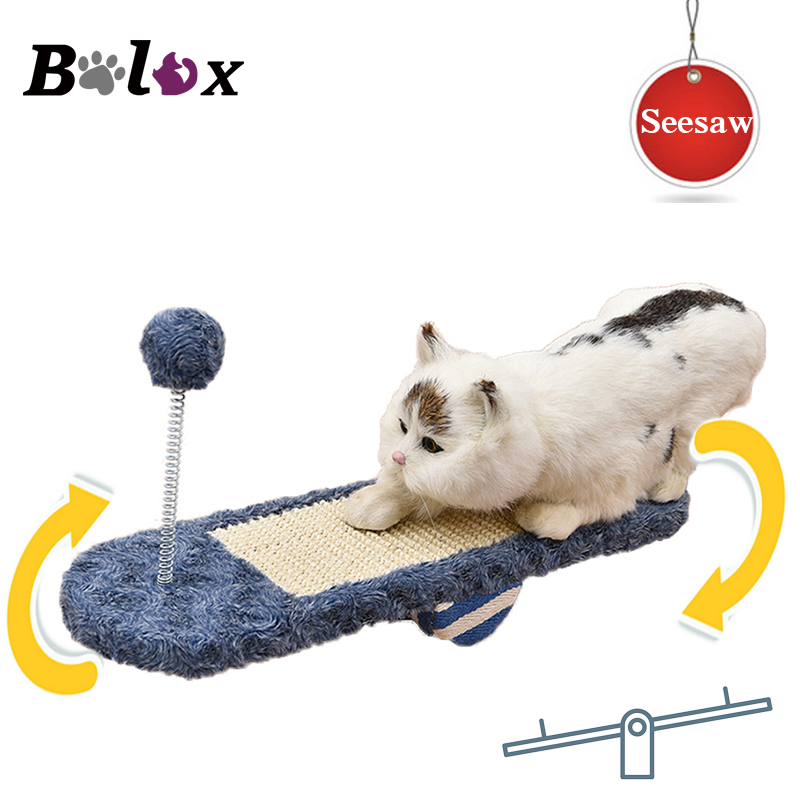 Cat Teaser Toy Multifunction Scratcher toys Climber for cat Claws Care Funny Playing Interactive Feather Toy Pet Training