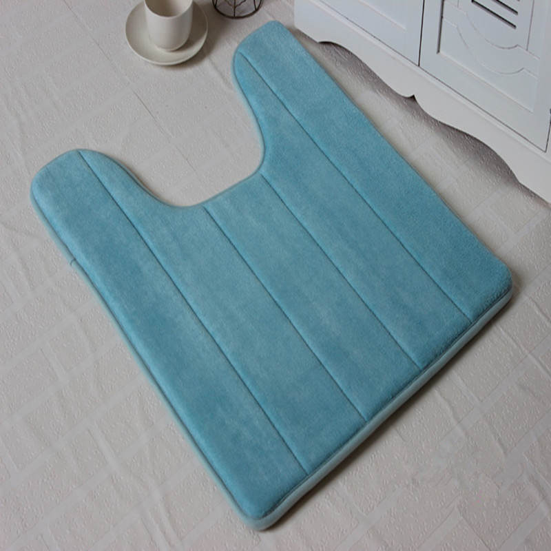 Coral-Fleece-Carpet-Bathroom-U-Shaped-Memory-Foam-Bath-Mats-Rug-Anti-slip-Floor-Carpets-For (3)