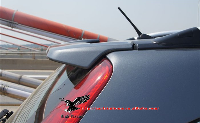 Primer Unpainted Factory Style ABS Spoiler Wing Only Fit For Honda CRV 2007 2008 2009 2010 2011 grohe смеситель