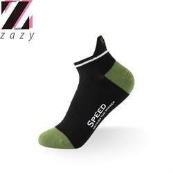 Красочные спортивные носки до лодыжки мужские летние дышащие однотонные сетчатые тонкие мужские носки для катера беговые наружные