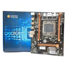 HUANANZHI X79 -M4 LGA 2011 DDR3 PC Desktops Motherboards Computer Computer Motherboards Suitable for server ECC ECC REG RAM(China)