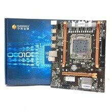 HUANANZHI X79 M4 LGA2011 DDR3 מחשב שולחניים LGA 2011 מחשב לוחות אם מתאים עבור שרת ECC ECC REG RAM