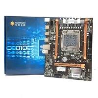 HUANANZHI X79 M4 LGA2011 DDR3 PC Desktops LGA 2011 Computer Motherboards Suitable for server ECC ECC REG RAM