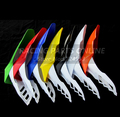 Universal Off Road Dirt Pit Bike MX Motocross Motorcycle Front mudguard front fender For KLX YZF DRZ CR CRF DT RMX
