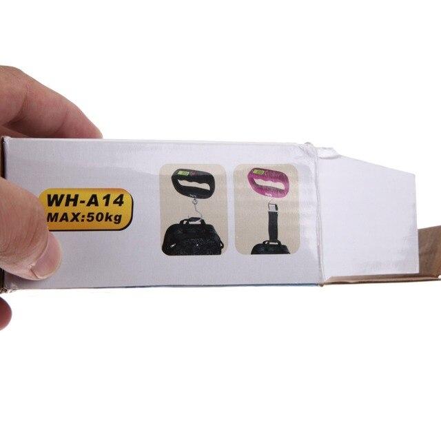 Mini Hanger Electronic Luggage Scale