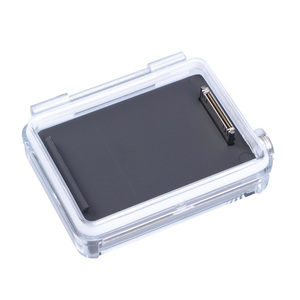 Image 2 - Accessories For GoPro Lcd Screen Non Touch BacPac Lcd display monitor +Expanded Backdoor Cove For GoPro Hero 4 3+ 3 Black Camera
