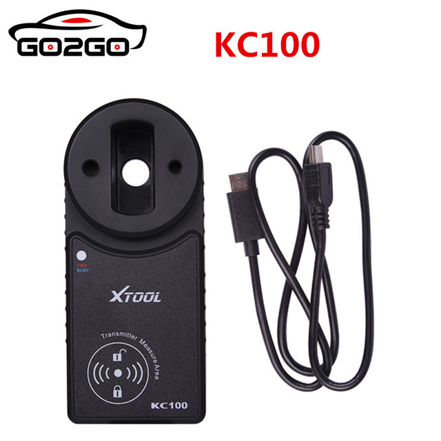 Hot Best Quality 100% Original XTOOL KC100 VW 4th & 5th IMMO Adapter for X-100 PAD2