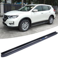 Aluminium Side Step Running Board Nerf Bar FIT for Nissan X-Trail Rogue 2014-2020
