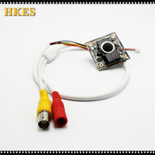 New 12pcs/lot Promotion Mini AHD Surveillance Camera module with 3.7 mm lens