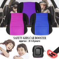Multi function Baby Safety Car Seat For Toddler Children Child Portable Travel Kids Booster Car Seats With Pink/Blue/Purple