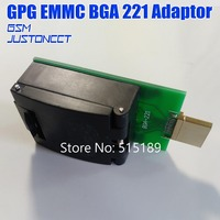 E-SOCKET SAM TP BGA 221 support repair SAM emmc chips fw work with JTAG ATF box