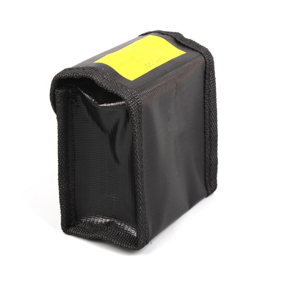 DJI SPARK Drone Lipo Battery Case Explosion-proof Safe Storage Bag Fireproof Protective Box Heat Resistance Radiation Pocket-5