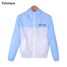Hooded Women's Female Jacket