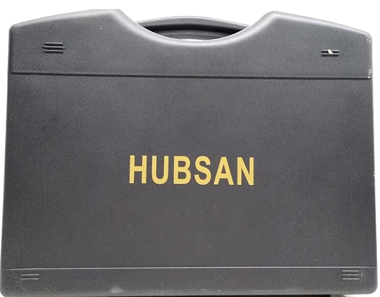 Plastic suitcase Hardshell Box for hubsan H501S/H502S/H502E FPV Drone in store fashionhard carrying box hardshell suitcase for dji mavic pro drone charger propellers and accessories shoulder waterproof box