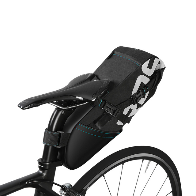Roswheel Newest 8l 10l Waterproof Mtb Bike Bag Saddle Rear Seat Bags Accessories Cycling