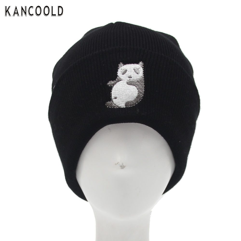 New Design 2017 Hot Sale  Men's Women Beanie Knit Cap Hip-Hop Winter Warm Unisex Wool Hat 2  Dec23 send in 2 days rwby letter hot sale wool beanie female winter hat men
