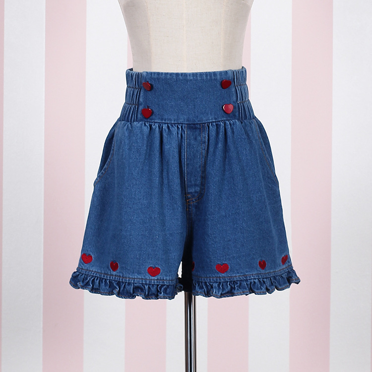 Online Buy Wholesale cute jean shorts from China cute jean shorts ...