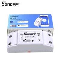 Sonoff Fernbedienung Wifi Schalter Smart Home Automation/Intelligente WiFi Zentrum für APP Smart Home Steuert 10A/2200W|automated switch|automation homeautomation controller -