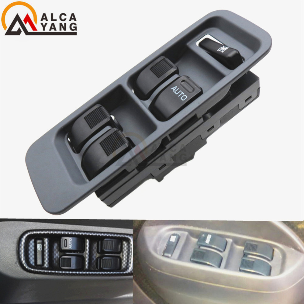 Car styling Power Master Window Switch 84820-97201 For Daihatsu - Auto Replacement Parts - Photo 2
